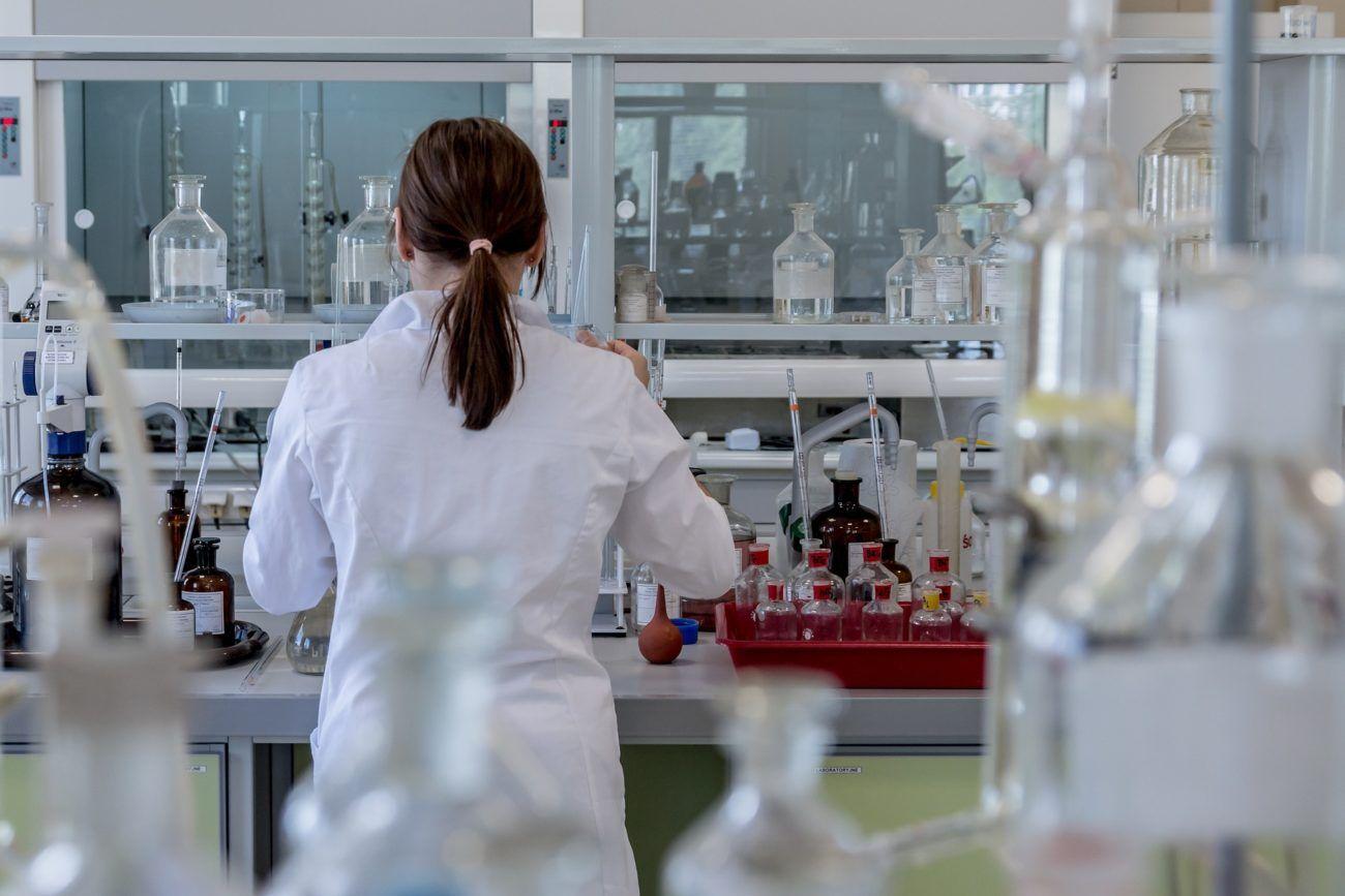 Laboratoire de sexage d'ousoix