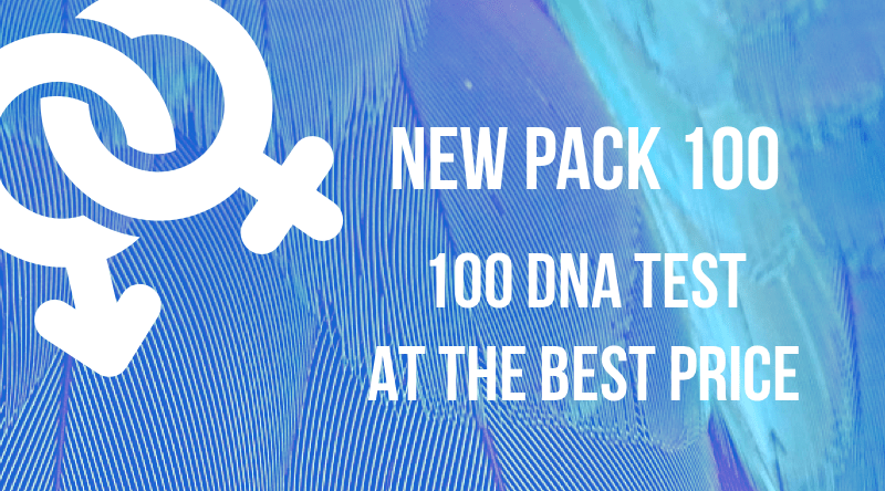 Pack 100 DNA Test