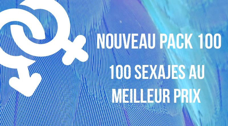 Nouveau Pack 100