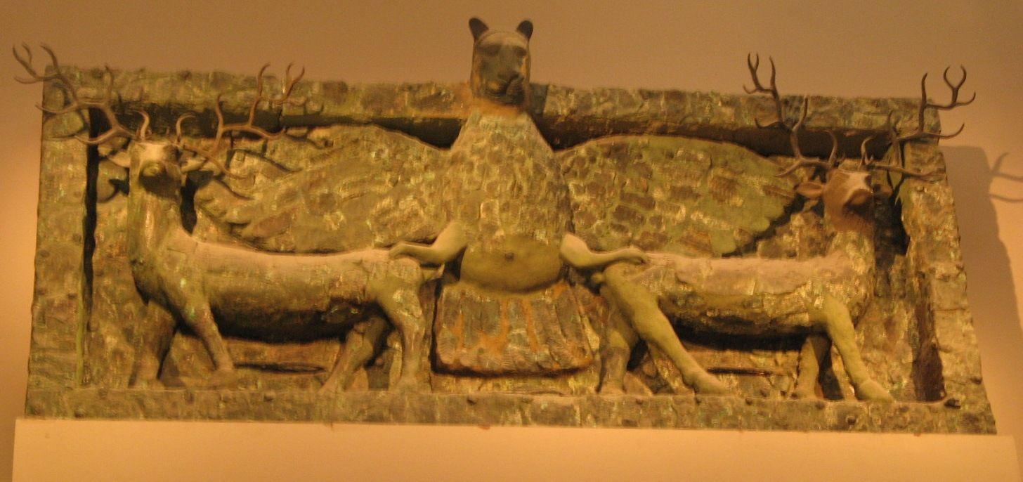 aves mitologicas anzu