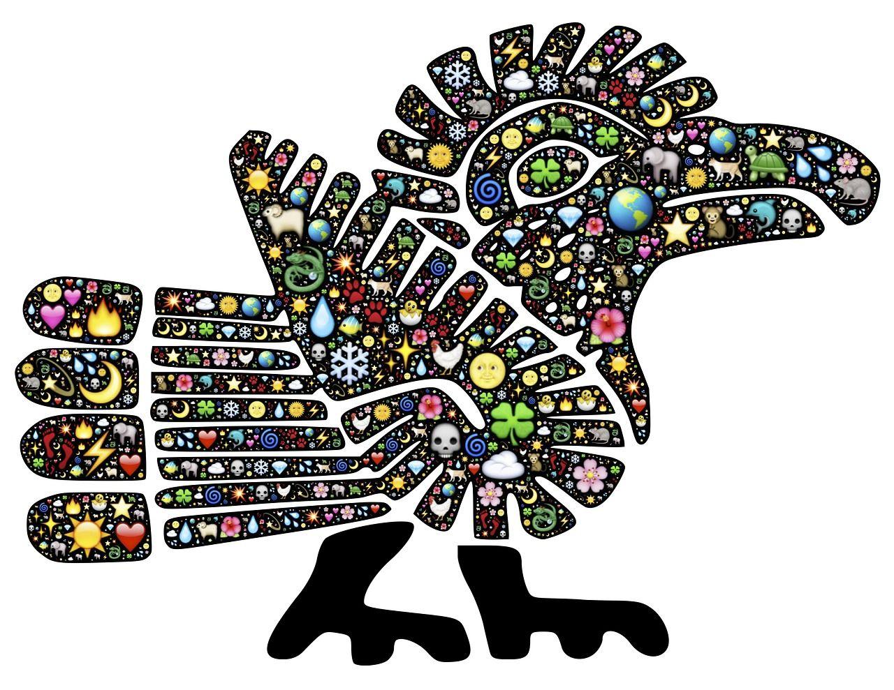 aves mitológicas mayas