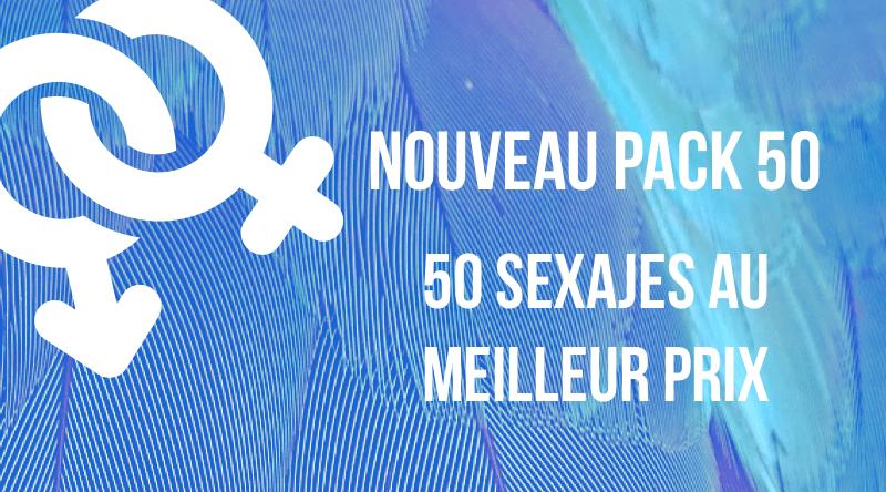 Nouveau Pack 50