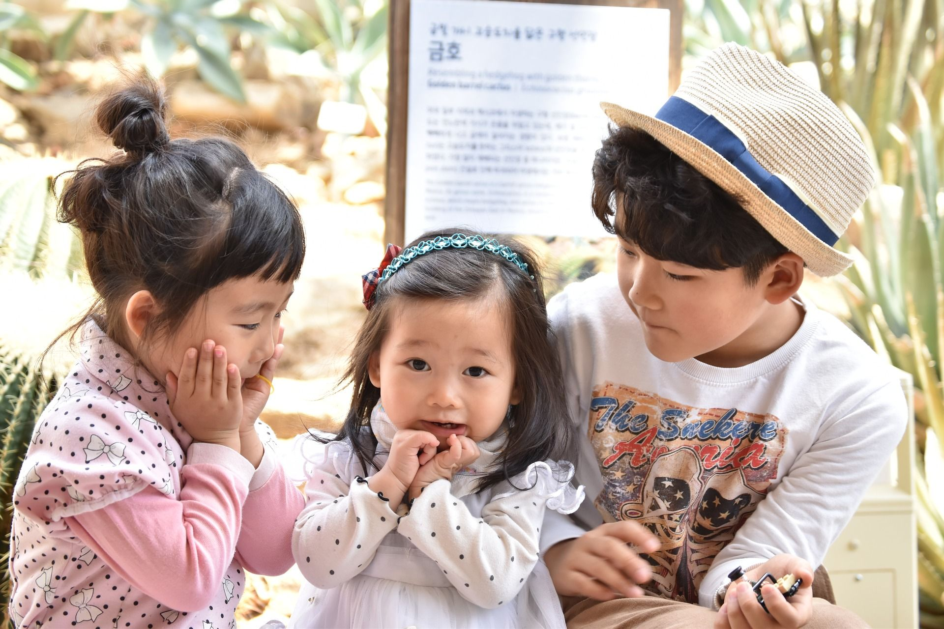 aves y niños inconvenientes para los niños