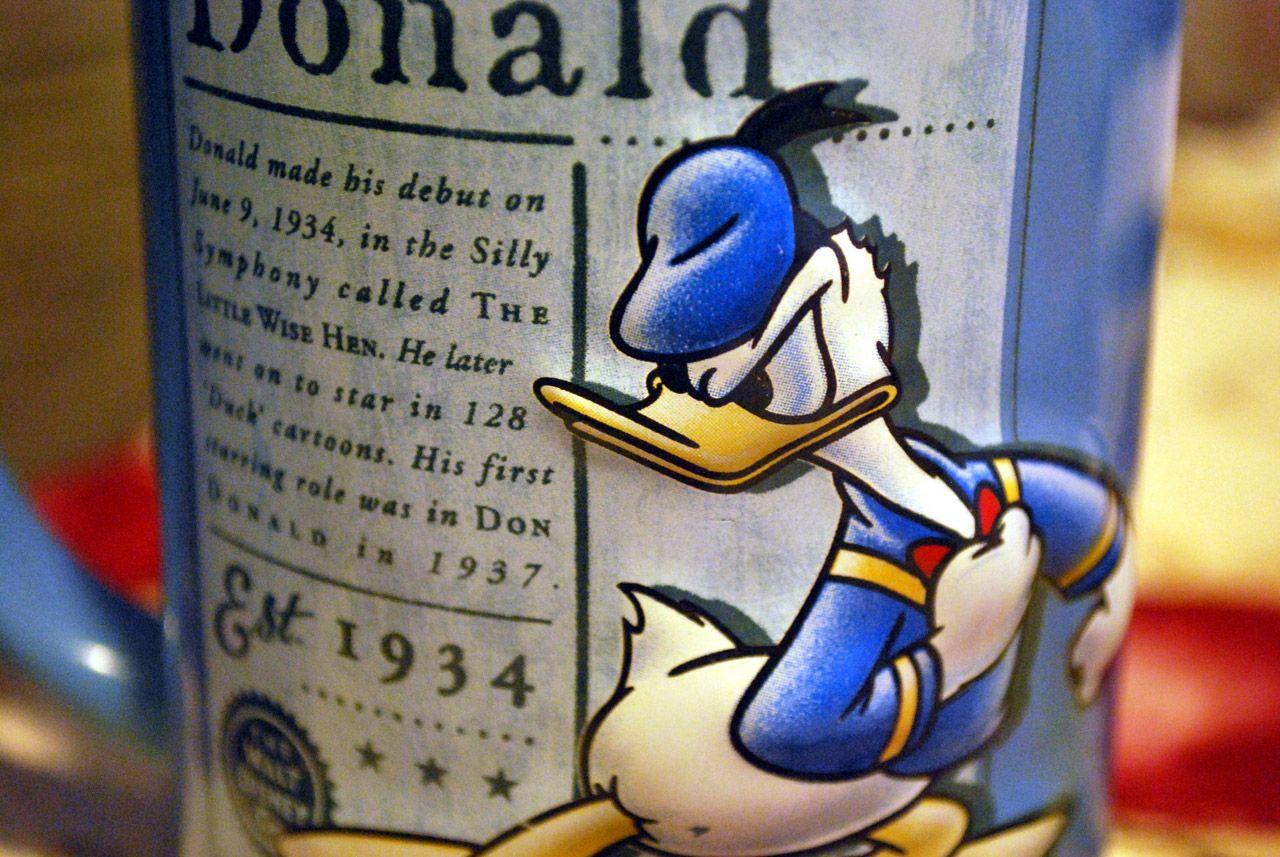 Aves y dibujos animados