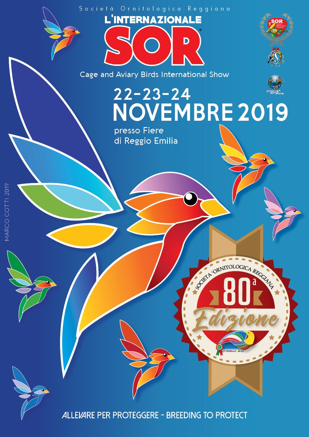 Feria L´Internazionales SOR en Italia